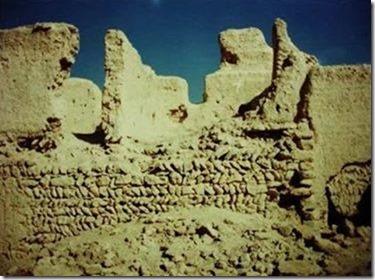 Klooster Dar Meir Yakub - Qara - Ruïne