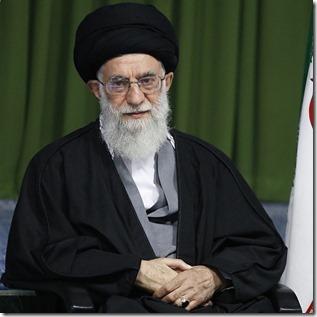 De Iraanse Opperste Leider, Ali Hosseini Khamenei