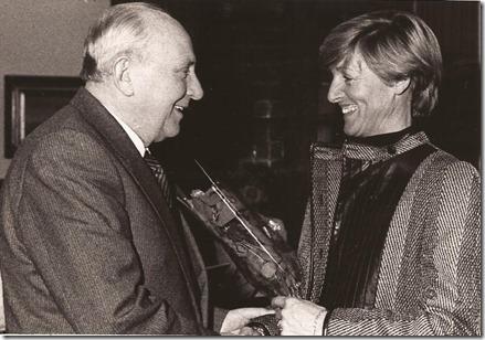 Ilse De Ruysscher, Tenniskampioene - Persprijs 1985 - Met burge