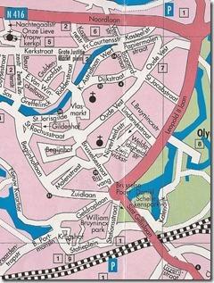 Stadsplan Dendermonde - KTSA site