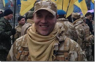 Andrey Prabiy - Chef Nationale Veiligheidsraad