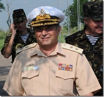 Ihor Tenyukh (Svoboda), minister van Defensie