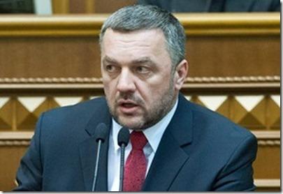 Oleg Makhnitsky (Svoboda), procureur-generaal