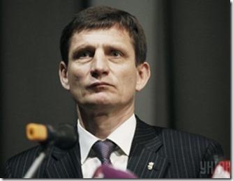 Oleksandr Sych (Svoboda), Vice-premier