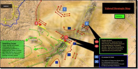 Yabroed - Slag om Yabroud - 1 maart 2014