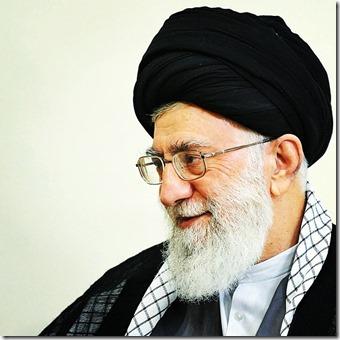 Ali Khamenei, Opperste leider