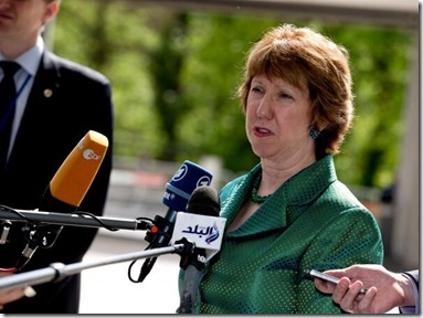 Catherine Ashton - 1