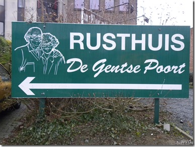 Privaat rusthuis Gentse Poort