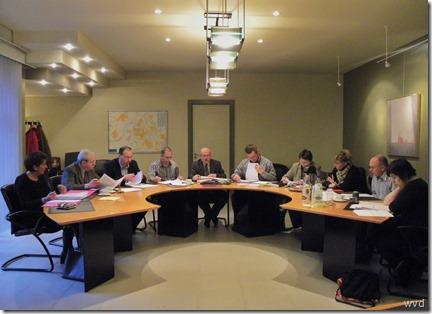 OCMW-raad legislatuur 2007-2012