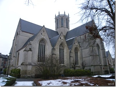 Onze-Lieve-Vrouwkerk, Dendermonde
