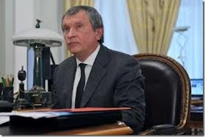 Igor Sechin - 1