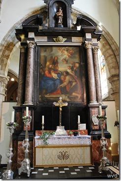 Onze-Lieve-Vrouwaltaar, Onze-Lieve-Vrouwkerk, Dendermonde