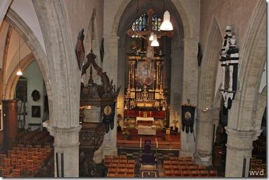 Onze-Lieve-Vrouwkerk, Dendermonde - Interieur