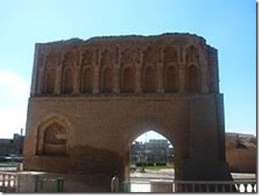 Rakka - Baghdadpoort