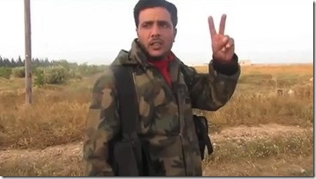 Aboe Sakkar - Faroek Brigades - Homs - kannibaal