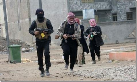 Rakka - Jihadisten