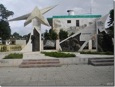 Standbeeld voor de revolutie, Holguin, Cuba