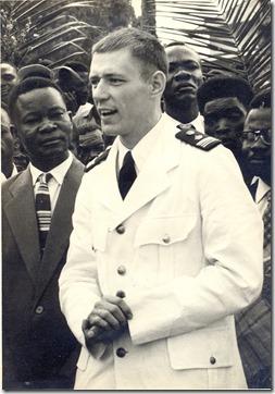 André Ryckmans, Congo 30 juin 60