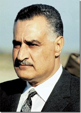 Gamal Abdel Nasser - 2