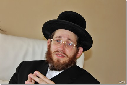 Rabbijn Moshe Friedman