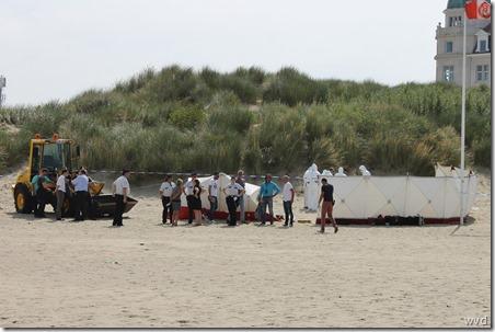 Gerechtelijk onderzoek moord Daisy Vergote - Zeebrugge - 25-08-2014