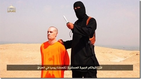 ISIS - Onthoofding journalist James Foley