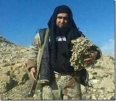 Imad Jomaa - ISIS - Arsal in Libanon - Augustus 2014