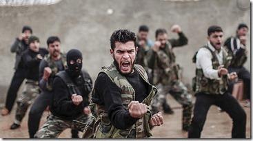 Vrij Syrisch Leger - Training