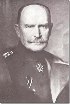 Generaloberst Karl von Beseler
