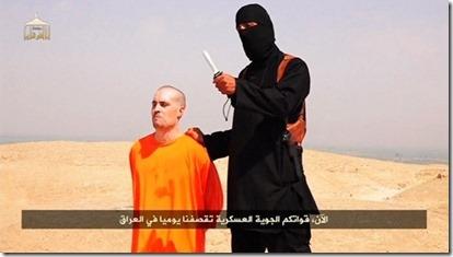 ISIS - Onthoofding journalist James Foley