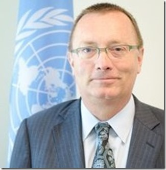 Jeffrey Feltman - Amerikaans diplomaat - VN