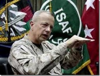 John Allen - Amerikaans generaal
