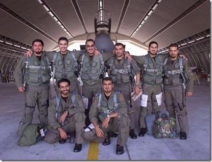 Piloten gevechtsvliegtuig klaar om te starten- September 2014