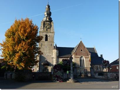 Mespelare Sint-Aldegondekerk