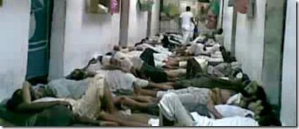 Gevangenisleven in Saoedi Arabië