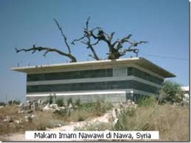 Imam Nawawi, graftombe in Nawa