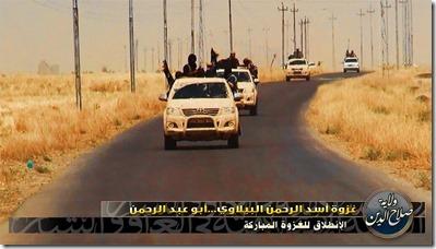 ISIS - In gevecht - 6 - 15-06-2014