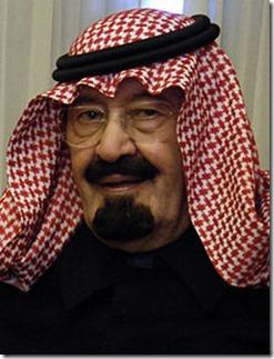 Koning Abdoellah bin Abdoel al Saoed