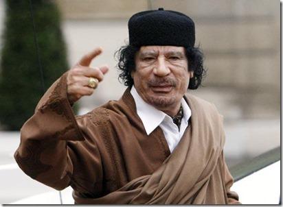 Moeammar Kadhaffi - 1