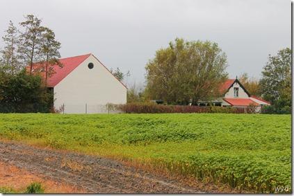 Villa Marc De Schutter in het Zeeuws-Vlaamse Philipinne