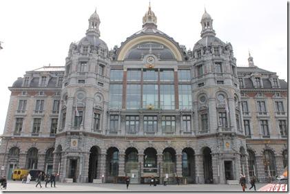Centraal Station, Antwerpen