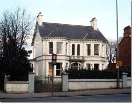 Kincora Boys Home, Oost-Belfast