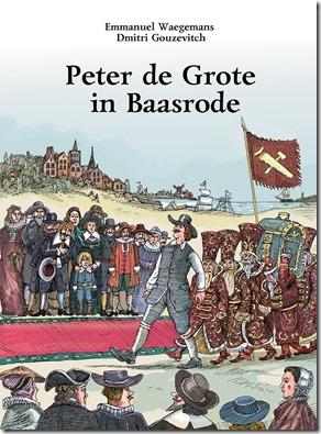 Peter De Grote in Baasrode - boekkaft