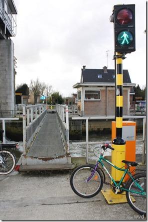 Fiets- en wandeldoorgang Dendersas Denderbelle