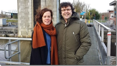 Marius Meremans en Goedele Uyttersprot - Sas in Denderbelle