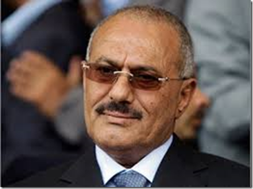 Ali Abdoellah Saleh - 1