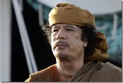 Moeammar Kadhaffi - 2