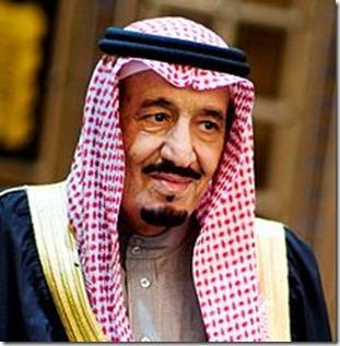 Koning Salman bin Abdoelaziz al Saoed