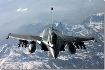 Rafale gevechtsvliegtuig, Dassault - 2