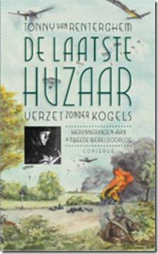 Tonny van Renterghem - Kaft boek De laatste Huzaar